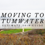 Moving to Tumwater, WA