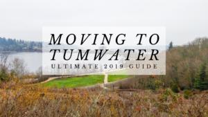 Moving to Tumwater, WA