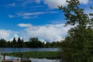 Lake Waughop-Lakewood WA