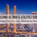 Tacoma, WA ULTIMATE Utilities Guide | Water, Electric, Gas, Internet & More