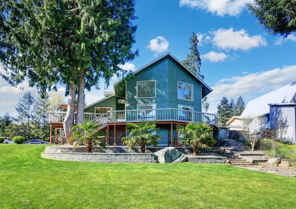 Beautiful home in Lake Tapps, WA.