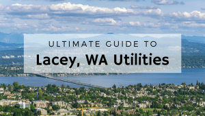 Lacey city Utilities