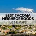 Tacoma-Neighborhoods