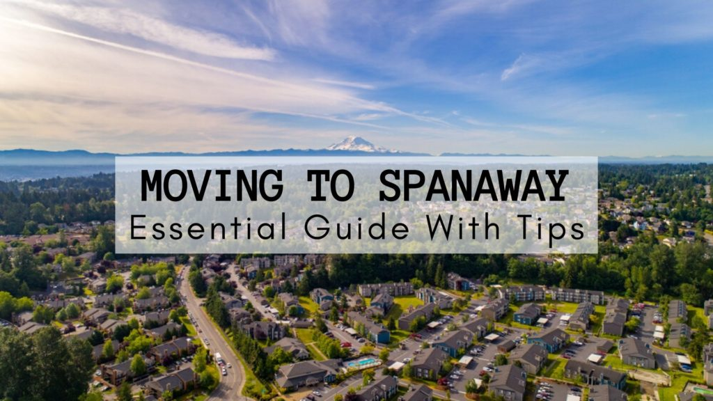 Moving to Spanaway